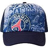 Casquette PSG - Collection officielle Paris Saint Germain - Taille adulte réglable