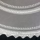 DII 100% Polyester, Machine Washable, Crochet/Lace