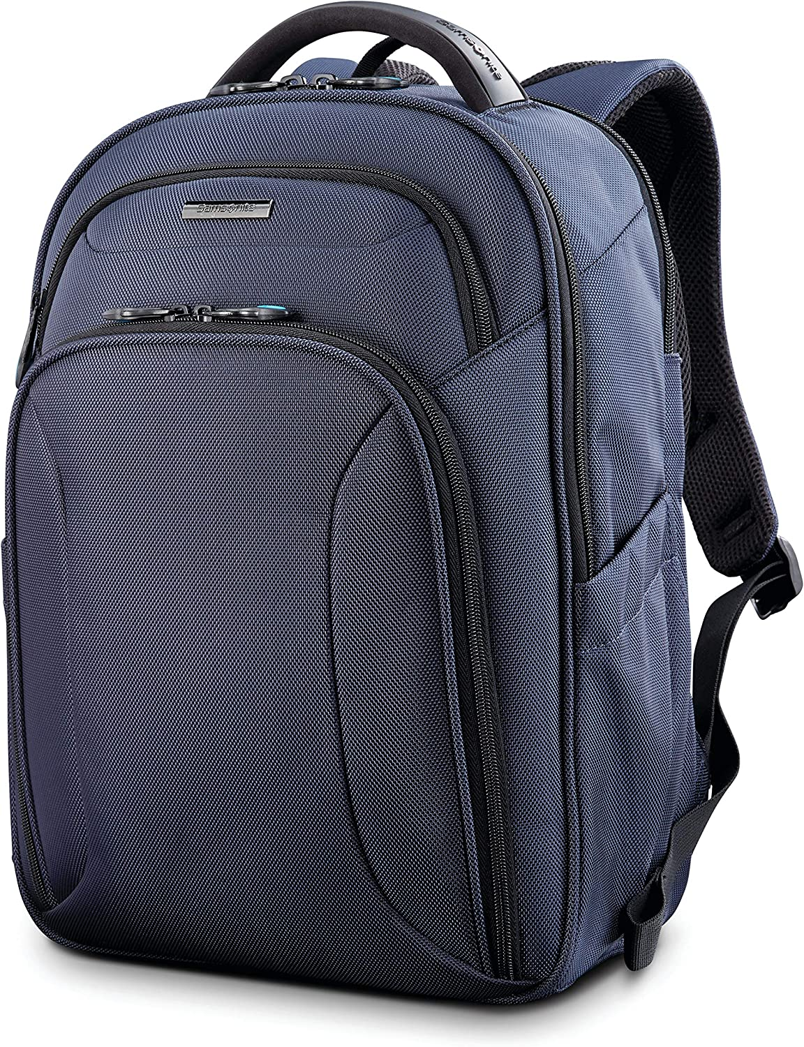 Samsonite Xenon 3.0 Checkpoint Friendly Backpack, Navy, Medium