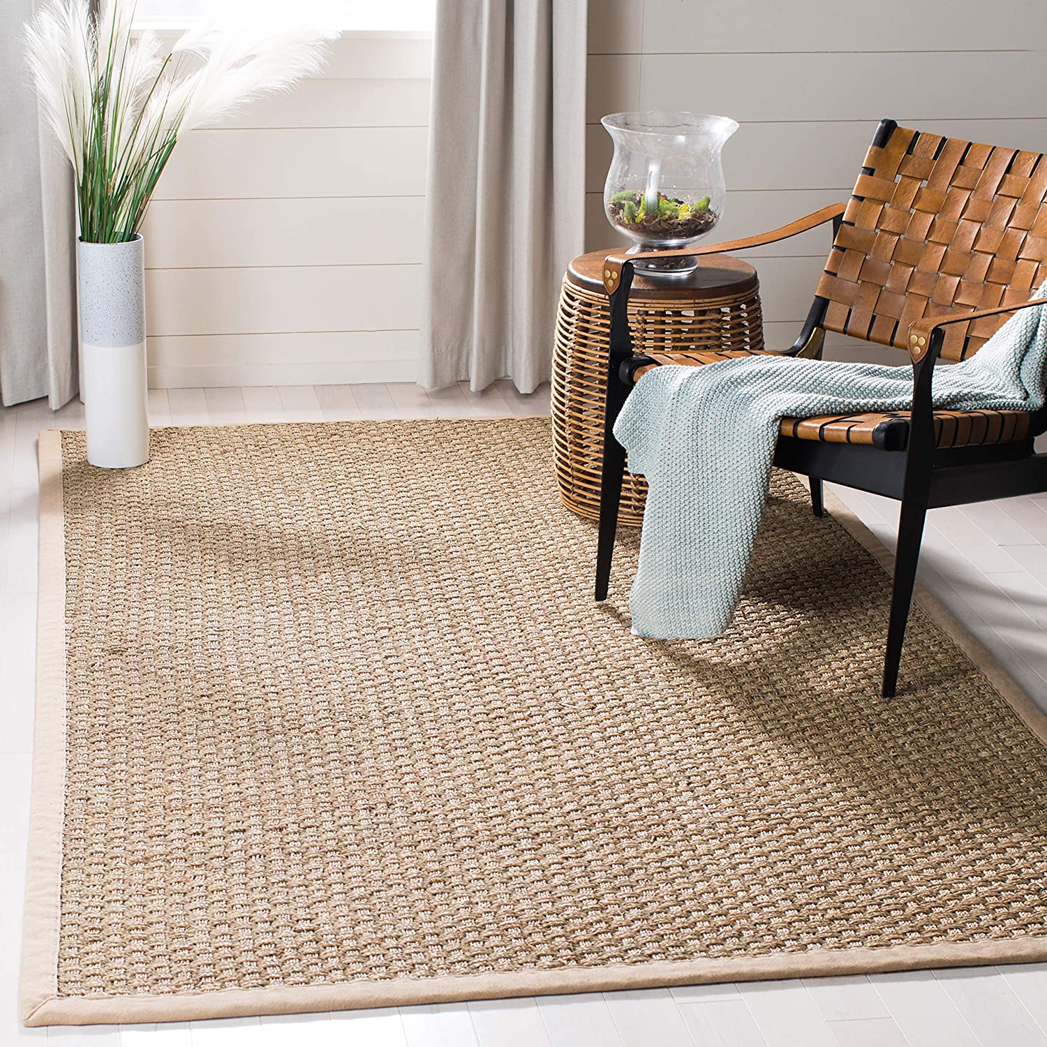 Summer Seagrass Area Rug (5′ x 8′)