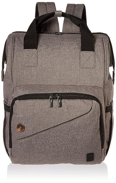 Ferlin pañal multifucional del bebé, panal, bolsas, mochila con cambio de cojinetes,