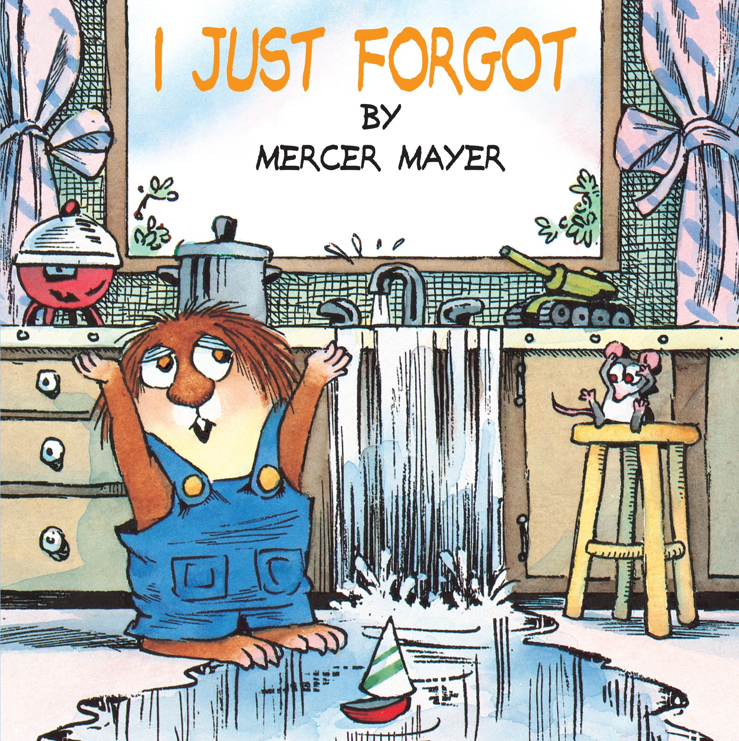 I Just Forgot (A Little Critter Book): Mayer, Mercer, Mayer ...