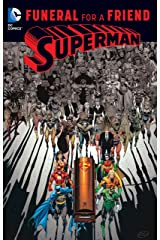 Superman: Funeral for a Friend Paperback