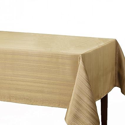Amazing Benson Mills Flow U0026quot;Spillproofu0026quot; Fabric Tablecloth, 60X84 ...