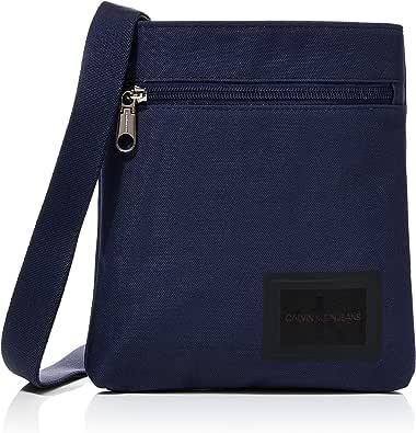 Calvin Klein - Ckj Sport Essentials Microflatpk, Shoppers y bolsos de hombro Hombre, Azul (Navy), 1x1x1 cm (W x H L)