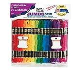 Janlynn Jumbo Pack 105 madejas Hilo de Bordar