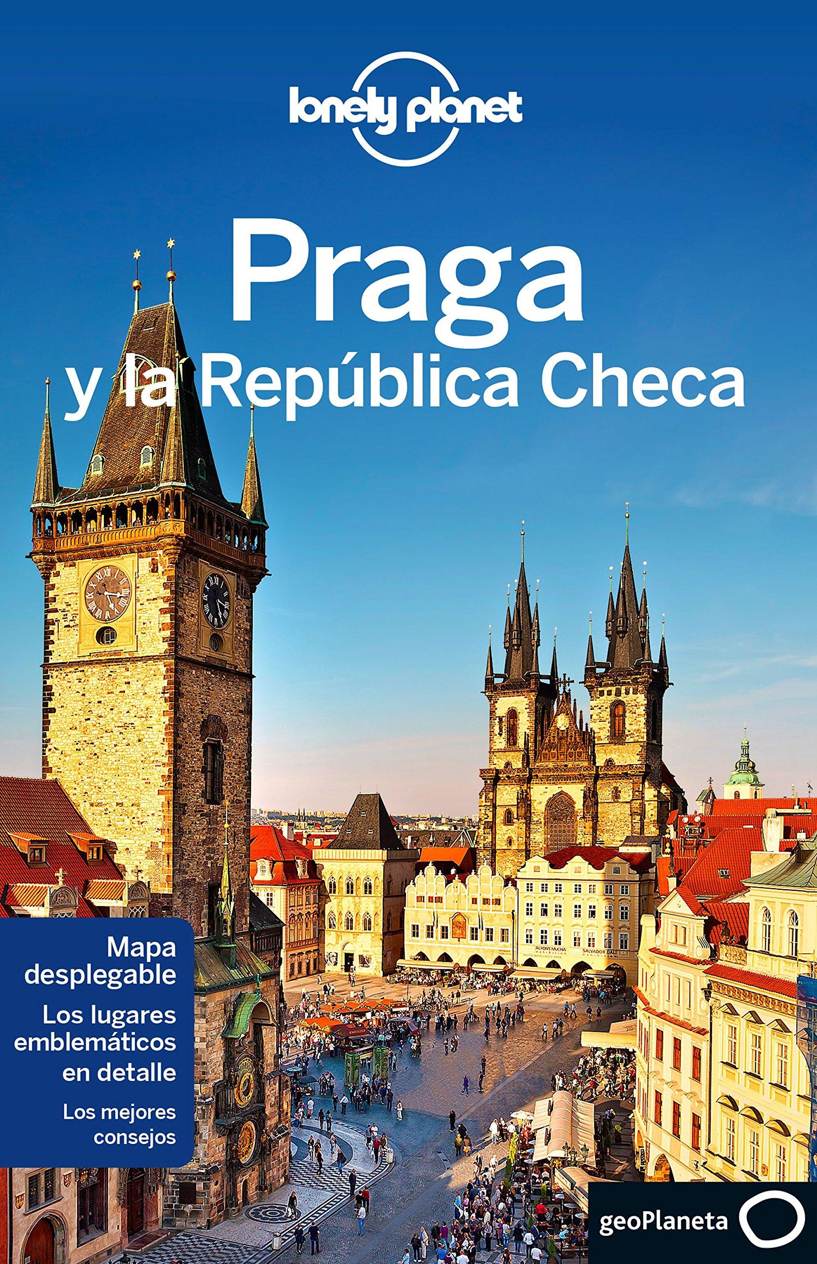 Praga y la República Checa 8 Guías de Ciudad Lonely Planet Idioma ...