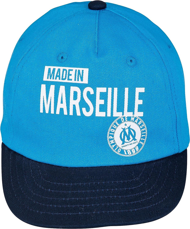 Olympique de Marseille-Gorra para bebé, colección oficial del ...
