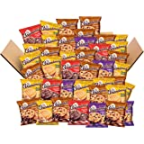 Grandma's Cookies Variety Pack Includes Chocolate Brownie, Chocolate Chip, Oatmeal Raisin & Peanut Butter (40 Count)