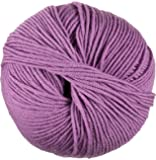 DMC Woolly Yarn colour 063, Purple