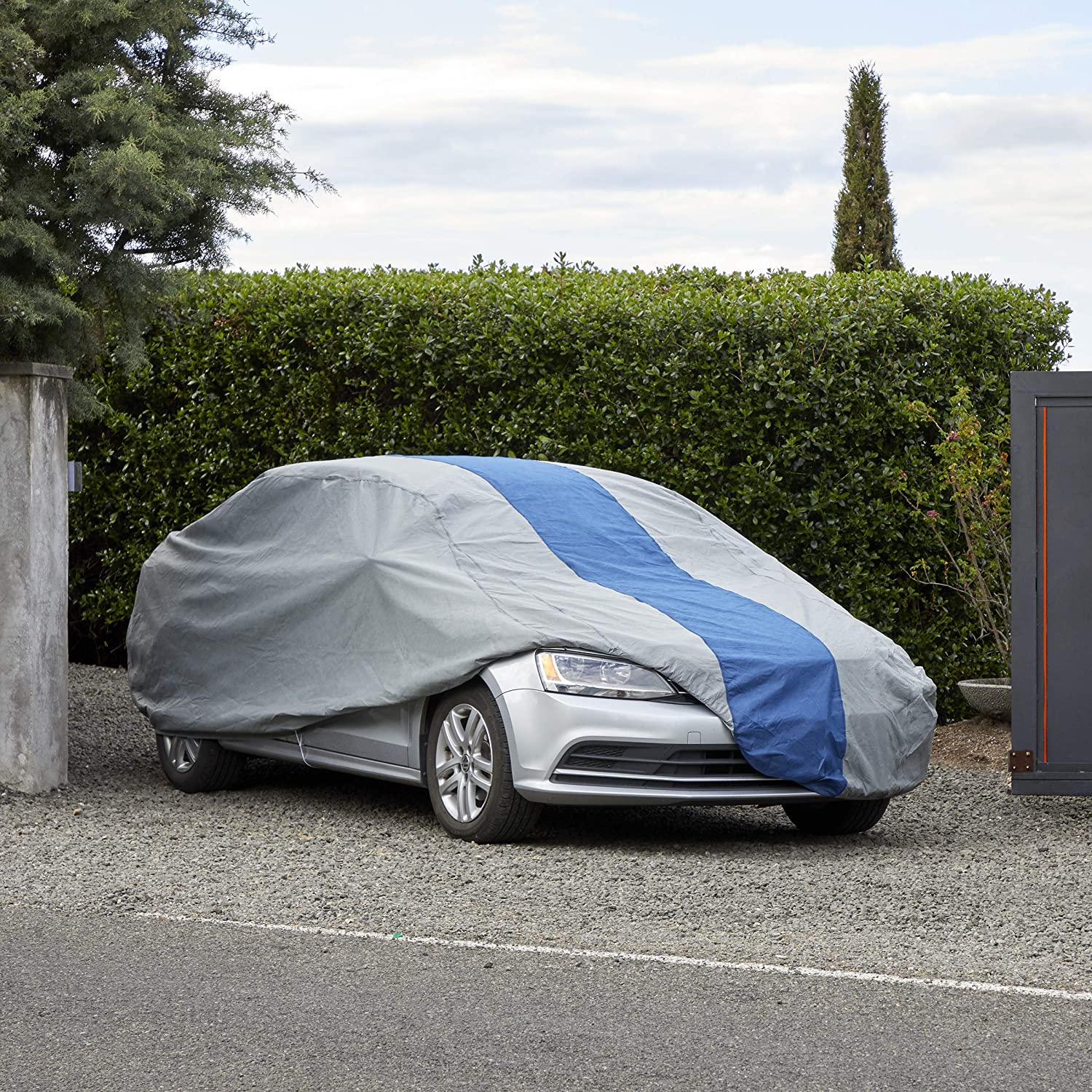 Duck Covers Double Defender Car Cover for Sedans up to 19