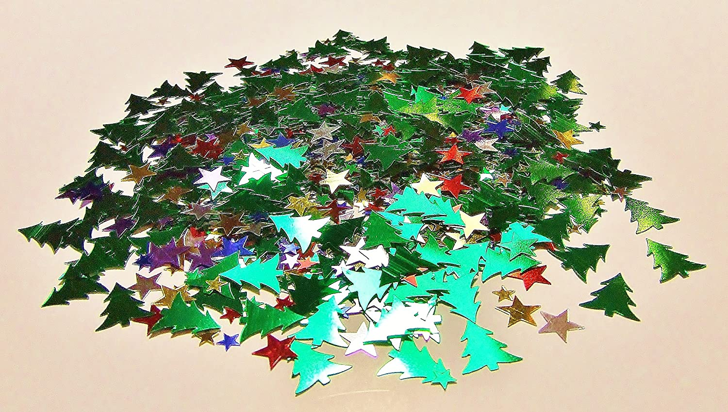 10 Packs 65th Birthday Party Metallic Table Confetti Decorations Age 65 Sprinkle