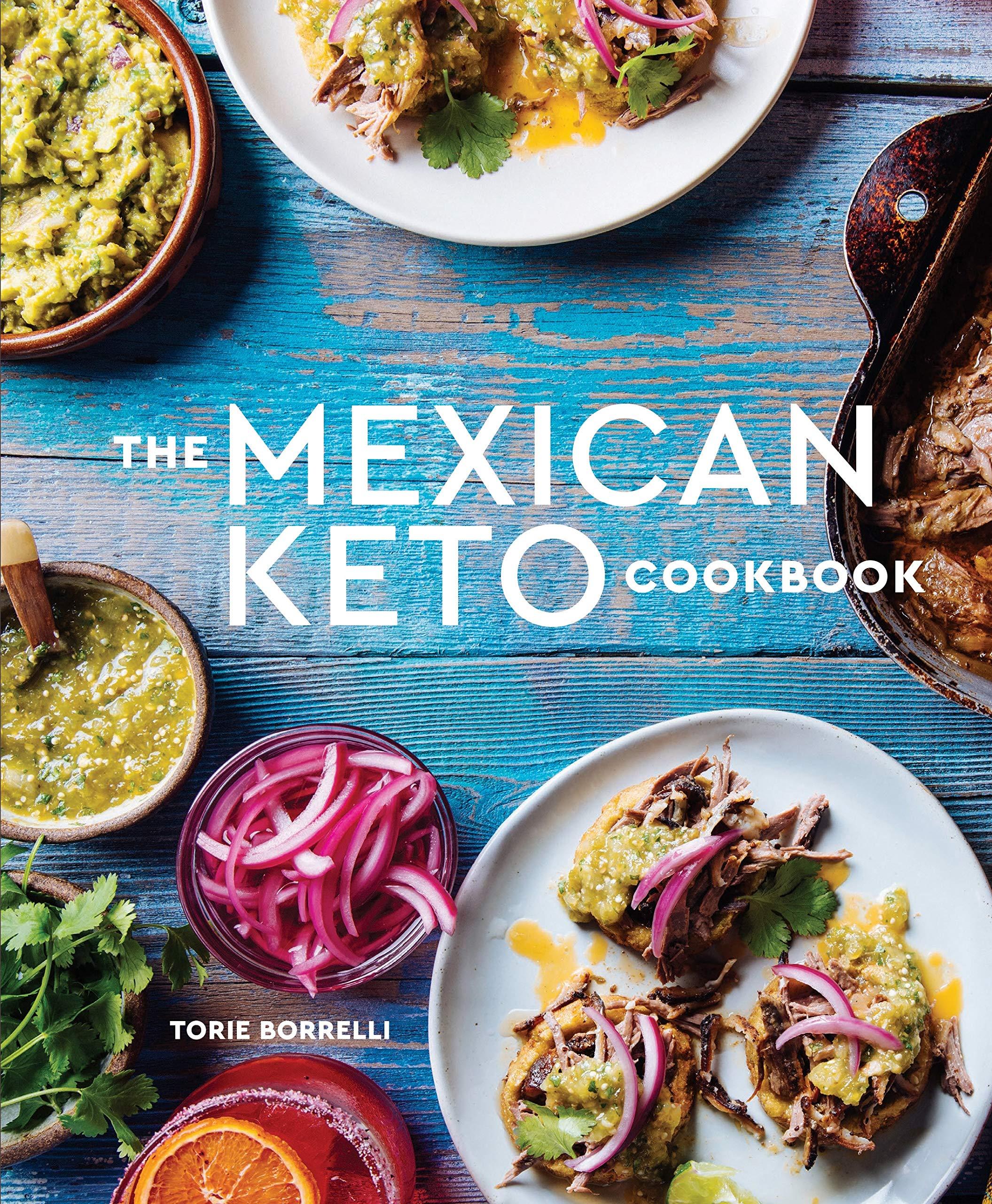 mexican keto diet book