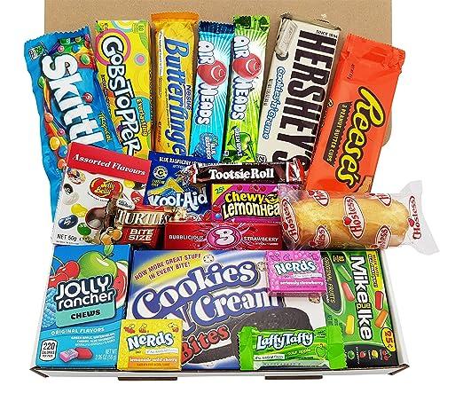 2 opinioni per Confezione Grande di Snack Americani | Caramelle e Cioccolato per Idea Regalo di