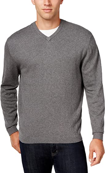 Weatherproof Mens Pullover Knit Sweater