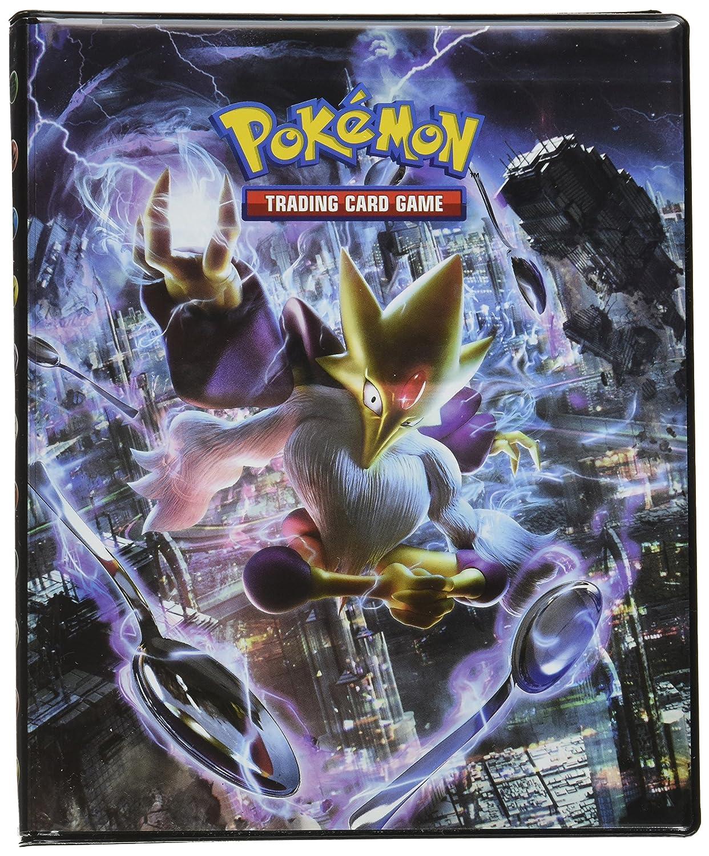 Ultra Pro Pokemon XY Series 10: 4 Pocket Portfolio Card Game Flat River Group 84620
