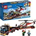 310-Piece LEGO City Heavy Cargo Transport 60183 Building Kit