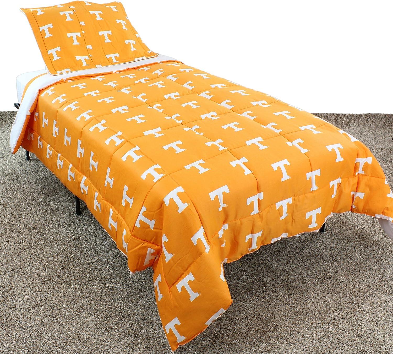 Tennessee Volunteers Reversible Comforter Set