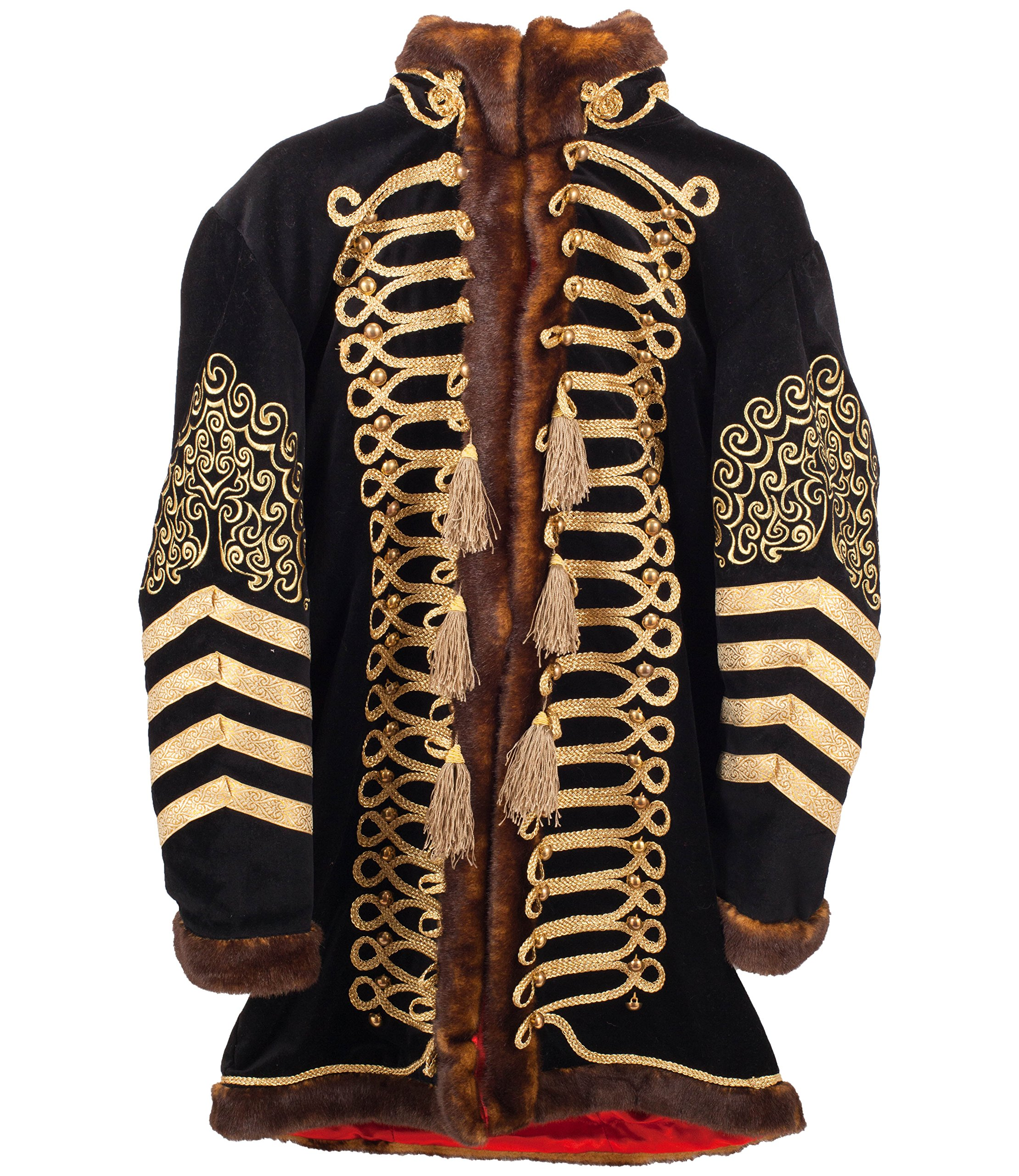 ELOPE Jimi Hendrix Costume Jacket for Men (S/M) by by elope