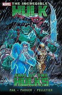 Amazon incredible hulks heart of the monster incredible hulk incredible hulk vol 2 fall of the hulks incredible hulk 2009 fandeluxe Choice Image