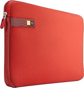 "Case Logic Laptop and Mackbook Sleeve 13.3"", Brick"