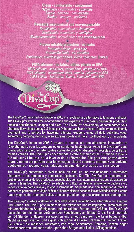 amazon com diva cup 1 pre childbirth health u0026 personal care