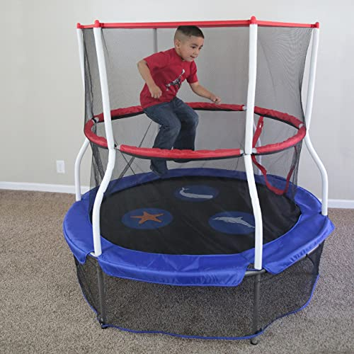Skywalker-Trampolines-60-In-Round-Seaside-Adventure-Bouncer
