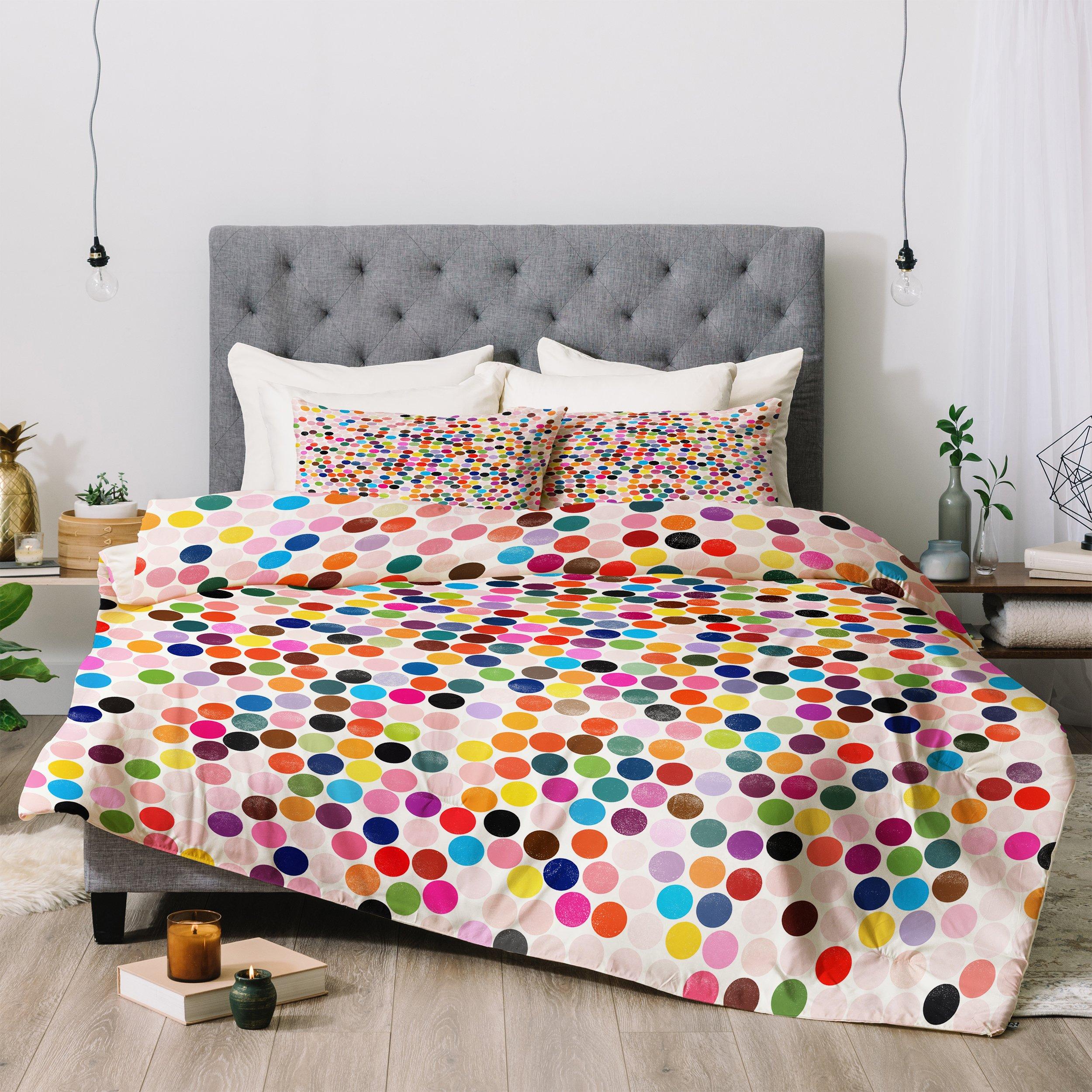 Deny Designs Garima Dhawan Dance 3 Comforter Set, King