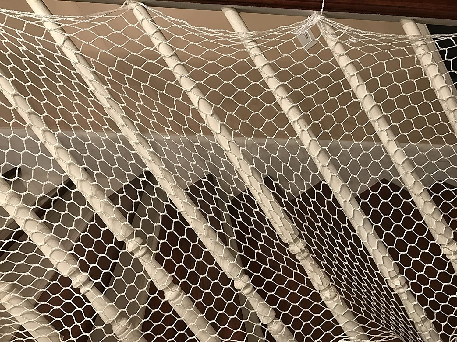 Awesome Amazon.com : Child Safety Railnet From Safe Tikes To Protect Children Or  Pets On Indoor/outdoor Stairs Or Balcony. Easy Install 3ftx16ft, Durable  Netting, ...