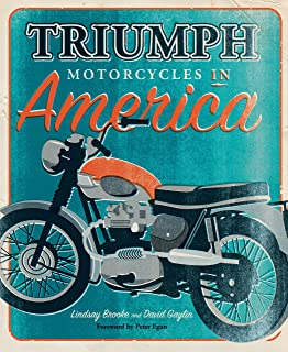 The complete book of classic and modern triumph motorcycles 1937 triumph motorcycles in america fandeluxe Choice Image