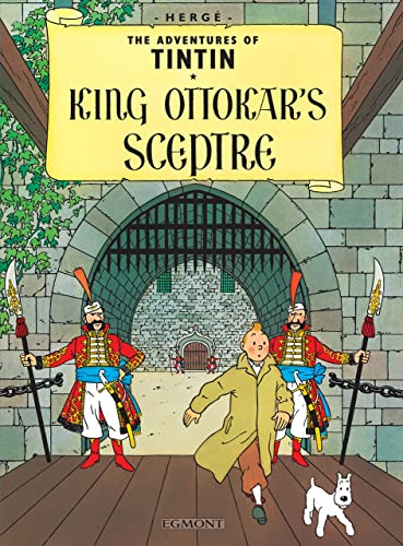 The adventures of Tintin: King Ottokar's Sceptre