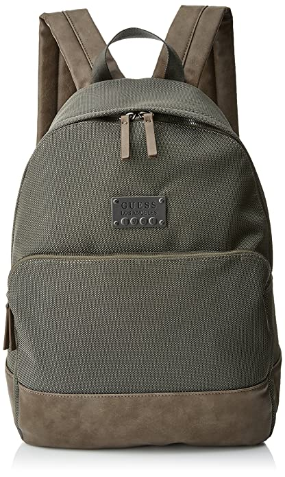Hm6140nyl73, Womens Top-Backpack, Grigio (Light Grey), 13x41x31 cm (W x H L) Guess