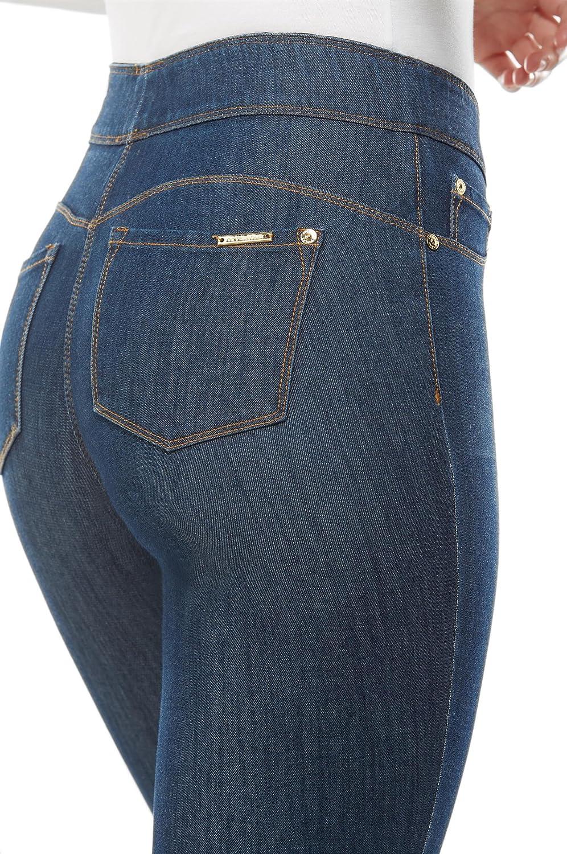 Petite LUXE DENIM SLIMS Skinny Ankle Jeans DkIndigo PL