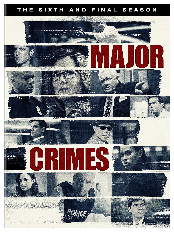Major Crimes: The Complete Sixth Season Michael M. Robin Warner Bros.