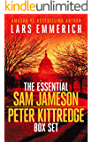 The Essential Sam Jameson / Peter Kittredge Box Set: EIGHT hit thrillers from Lars Emmerich