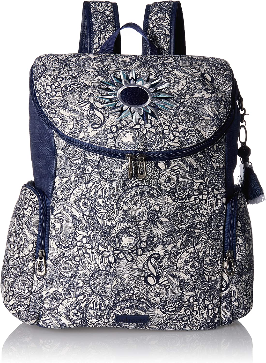 Sakroots Pacific Backpack