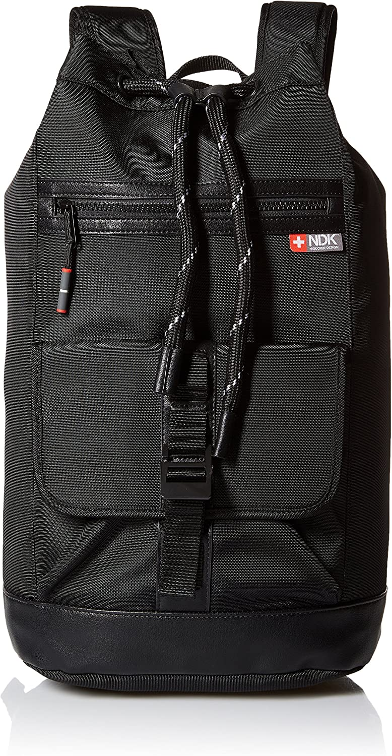 NDK Mens Capital Collection Cinched Backpack