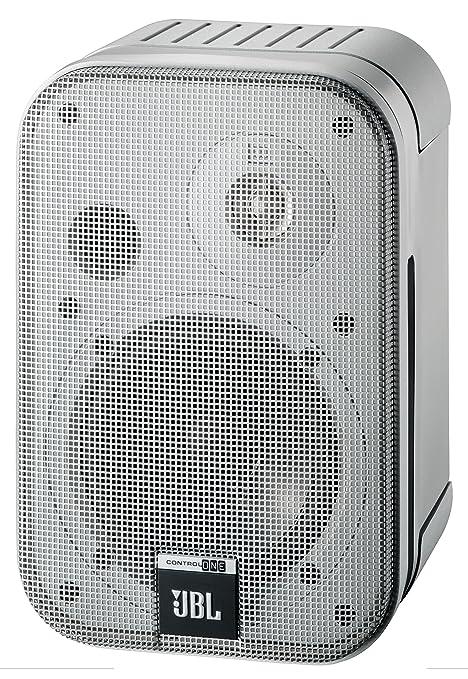 109 opinioni per JBL Control One Resistenti Altoparlanti Monitor Audio Satellite da Scaffale a 2