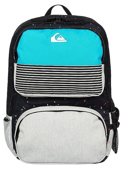 Quiksilver - Mochila Hombre, color Multicolor, talla One Size: Amazon.es: Zapatos y complementos