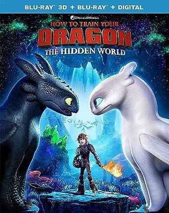 Jak vycvičit draka 3 / How to Train Your Dragon 3 (2018)