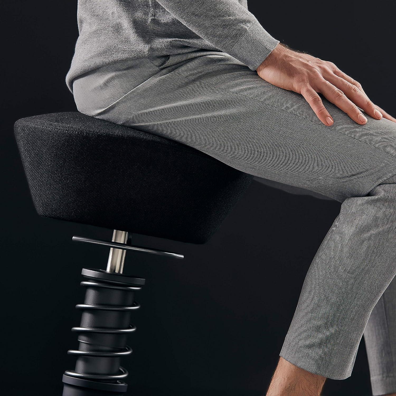 Bürostuhl ohne Rollen ergonomisch