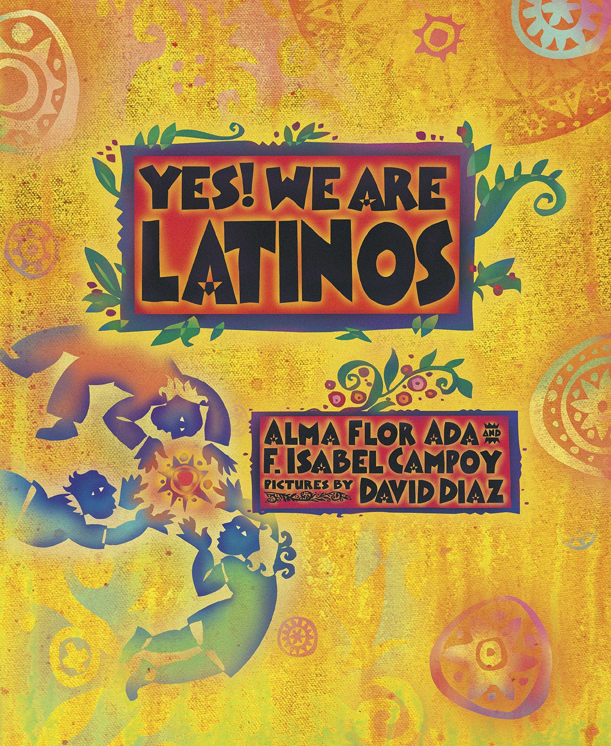 Download Yes! We Are Latinos: Poems and Prose About the Latino Experience PDF