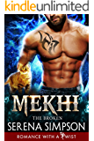 Mekhi (The Broken Book 1)