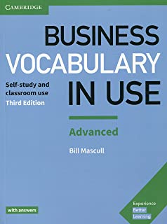 Business vocabulary in use: advanced | grammar, vocabulary and.
