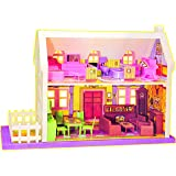 Toyzone My Little Doll House, Multi Color