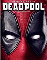 Deadpool [Blu-ray + Digital Copy] (Bilingual)