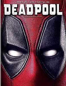 Deadpool [Blu-ray + Digital Copy] (Bilingual)