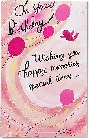 American Greetings Musical Birthday Cards (Fun Surprises)