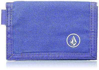 Volcom Full Stone Cloth Wlt, Portefeuilles homme, Blau (True Blue), 2x8x10 395a6e6e0ed
