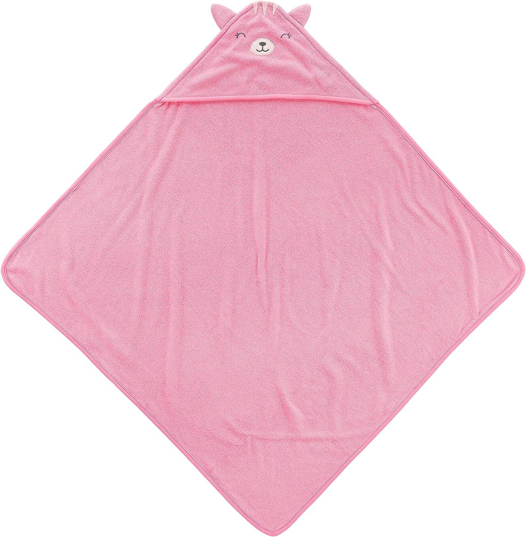 Simple Joys by Carters Baby M/ädchen 8-teiliges Handtuch und Waschlappen Set